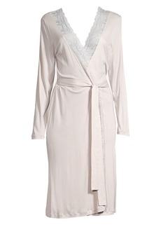 Hanro Jolina Lace Robe