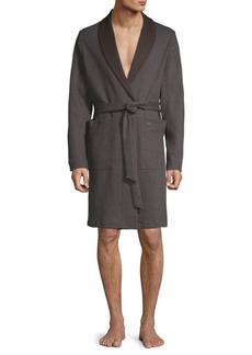 Hanro Lewin Shawl Collar Robe