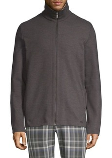 Hanro Lewin Zip-Up Jacket