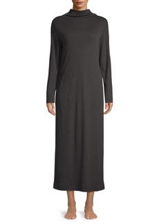 Hanro Liara Long Cowlneck Nightgown