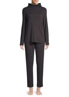 Hanro Liara Two-Piece Pajama Set