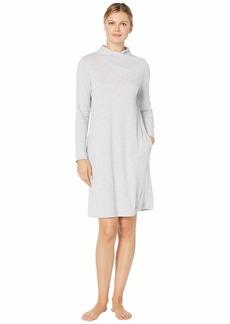 Hanro Luana Long Sleeve Gown