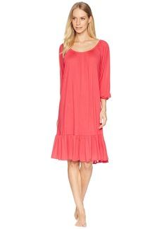 Hanro Malva 3/4 Sleeve Gown