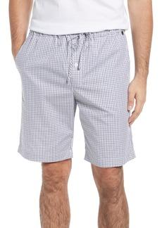 Men's Hanro Night & Day Cotton Lounge Shorts