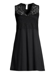 Hanro Moments Lace Tank Night Gown