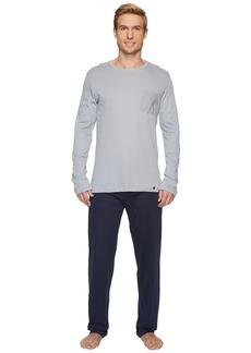 Hanro Night and Day Long Sleeve Pajama Set