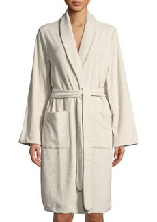 Hanro Plush Short Robe
