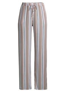 Hanro Sleep & Lounge Striped Pajama Bottoms