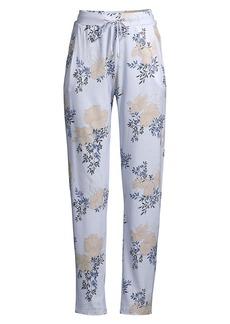 Hanro Sleep and Lounge Woven Long Pants