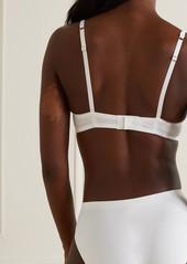 Hanro Stretch-cotton Jersey Soft-cup Triangle Bra
