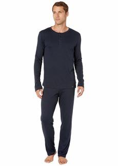 Hanro Thilo Long Sleeve Pajama