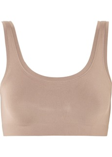 Hanro Touch Feeling stretch-jersey soft-cup bra