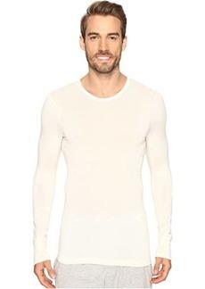 Hanro Woolen Silk Long Sleeve Shirt