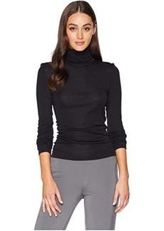 Hanro Woolen Silk Turtleneck Shirt