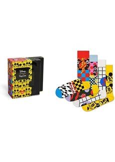 Happy Socks 4-Pack Disney Gift Set