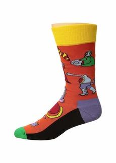 Happy Socks Beatles Monsters Sock