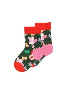 Happy Socks Disney Holiday Wish Upon A Sock (Toddler/Little Kid)