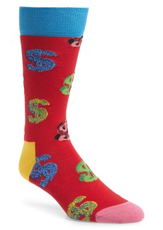 Happy Socks Andy Warhol Dollar Socks