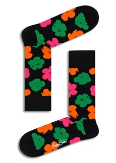 Happy Socks Andy Warhol Floral Socks