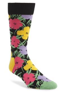 Happy Socks Andy Warhol Flower Socks
