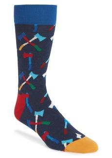 Happy Socks Axe Socks (3 for $30)