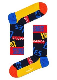 Happy Socks Beatles In The Name Of Socks