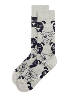 Happy Socks Dog Crew Socks
