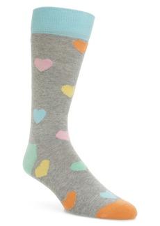 Happy Socks Hearts Socks (3 for $30)