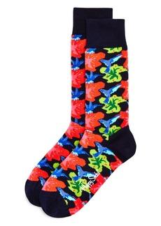 Happy Socks Hummingbird Socks
