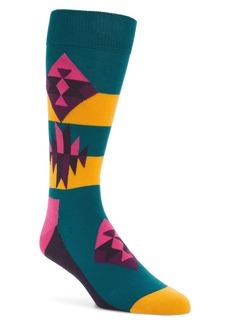 Happy Socks Inca Pattern Socks (3 for $30)