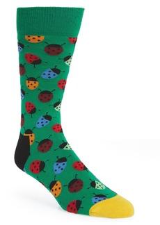Happy Socks Ladybug Socks (3 for $30)