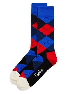Happy Socks Men's Argyle Socks