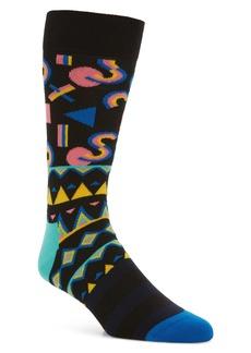 Happy Socks Mix Max Pattern Socks (3 for $30)