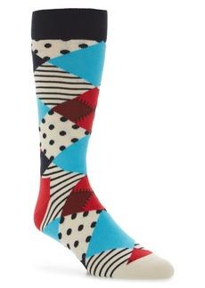 Happy Socks Multi Pattern Socks (3 for $30)