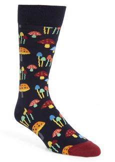 Happy Socks Mushroom Socks (3 for $30)