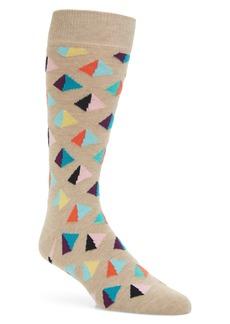 Happy Socks Pyramid Crew Socks (3 for $30)