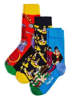 Happy Socks The Beatles Socks Box, Set of 3