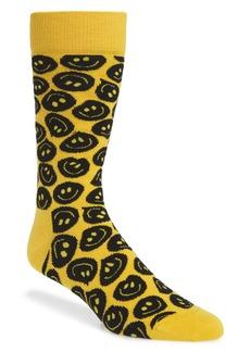 Happy Socks Twisted Smile Socks (3 for $30)