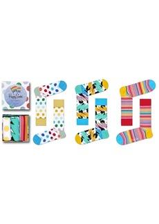 Happy Socks Pride Gift Box, Pack of 3