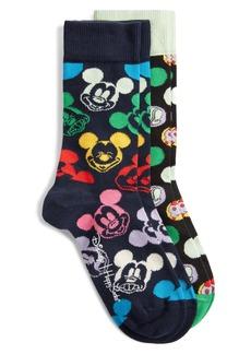 Happy Socks x Disney Assorted 2-Pack Sock Gift Box