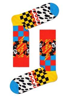Happy Socks x Disney Mickey Time Socks