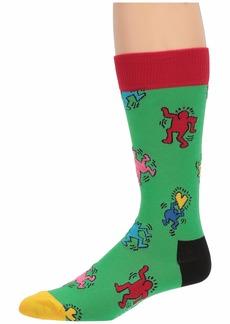 Happy Socks Keith Haring Dancing Sock