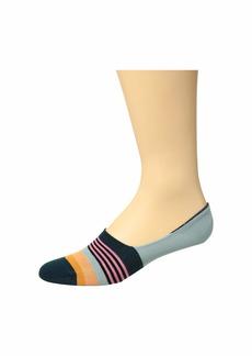 Happy Socks Multi Stripe Liner Socks