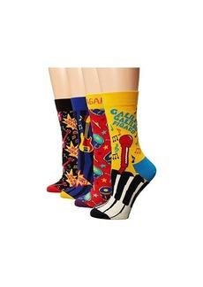 Happy Socks Queen 4-Pack Gift Box