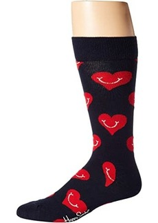 Happy Socks Smiley Heart Sock