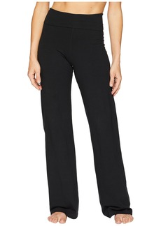 Hard Tail Contour Rolldown Wide Leg Pants