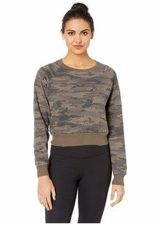 Hard Tail Crop Pullover