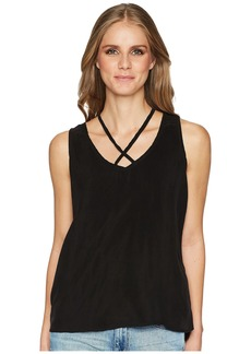 Hard Tail Cross Tank Top