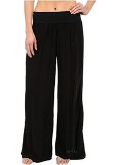 Hard Tail Flat Waist Pants