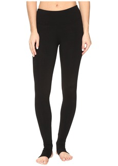 Hard Tail Flat Waist Stirrup Leggings